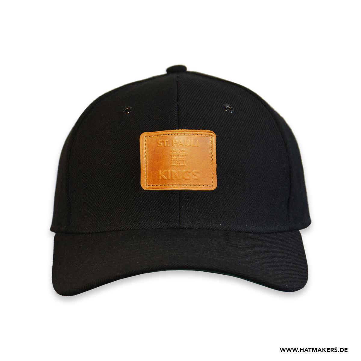 Baseball Hat Logo Design