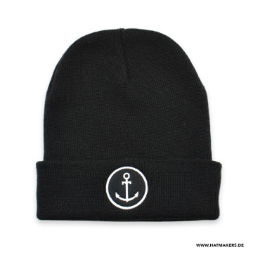 Beanie-Black-19x28cm-Hatmakers-01
