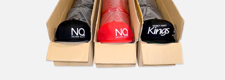 Cap Verpackung 2